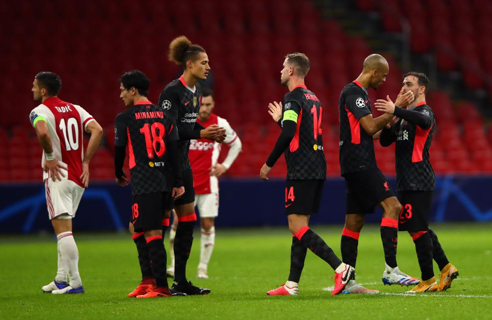 Ajax Liverpool Uefa Champions League Uefa Com