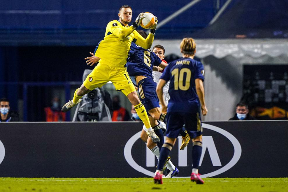 Dinamo Zagreb Feyenoord Uefa Europa League Uefa Com