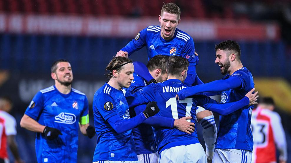 Feyenoord Dinamo Zagreb Uefa Europa League Uefa Com