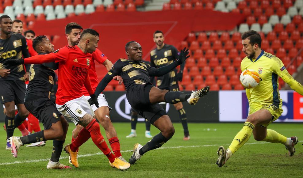 Standard Liège-Benfica   UEFA Europa League   UEFA.com