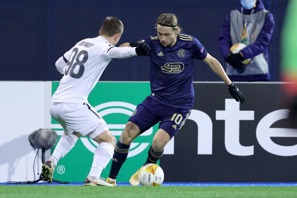 Dinamo Zagreb Cska Moskva Uefa Europa League Uefa Com