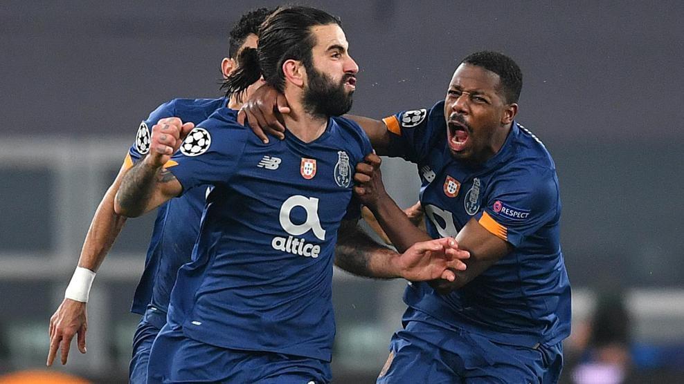 Juventus Porto Uefa Champions League Uefa Com