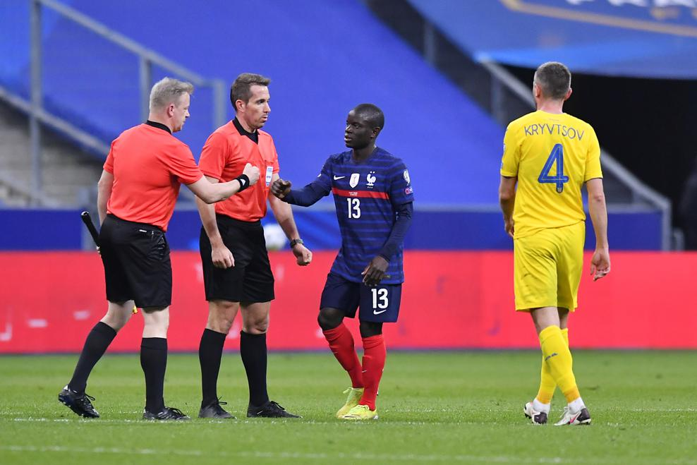 France-Suisse arbitré par un… Argentin !