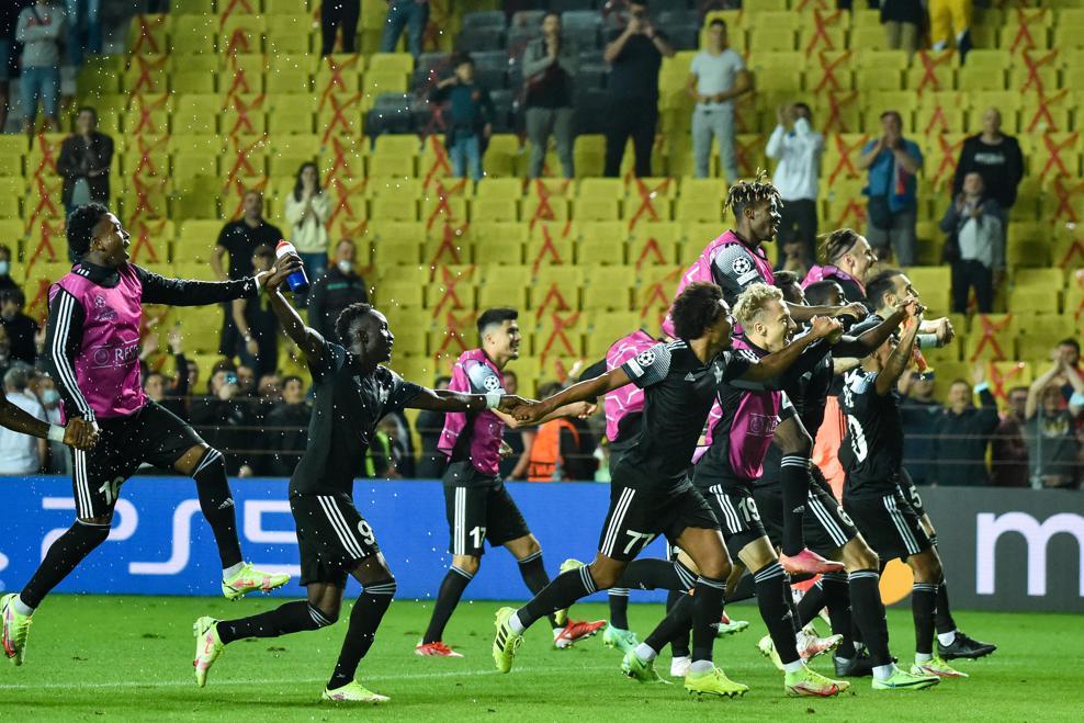 Sheriff-Shakhtar Donetsk | UEFA Champions League | UEFA.com