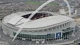 Wembley Stadium will host the 2011 UEFA Champions League final