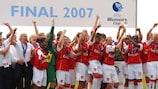 Successo storico per l'Arsenal