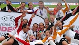 Germany retained their crown in 2007