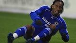 Didier Drogba has undergone knee surgery