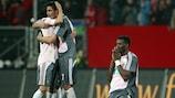 Esame di spagnolo per il Benfica
