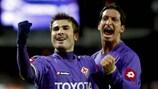 Mutu si carica la Fiorentina sulle spalle