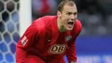 Jaroslav Drobný mantuvo su portería invicta para el Hertha