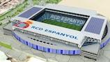 El Espanyol presenta su futuro estadio