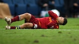 Francesco Totti could be out for six months