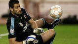 Volkan Demirel's penalty saves decided the tie