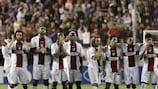 Sevilla lost on penalties despite taking a 2-0 lead within ten minutes last night