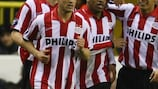 Segna Farfán, il PSV sbanca Londra