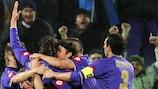 Due gol all'Everton, la Fiorentina vola