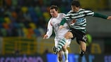 Pereirinha porta lo Sporting ai quarti