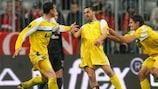 Il Getafe vuole sorprendere il Bayern