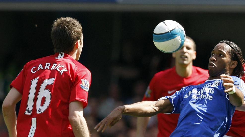 Манчестер юнайтед челси почему каррик не играл
