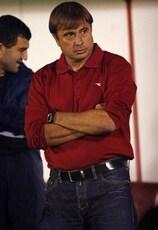 Elisha Levy, técnico del Maccabi Haifa