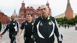 Avram Grant has enjoyed the journey to the final