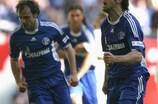 Im letzten Jahr erreichte Schalke das Viertelfinale der UEFA Champions League