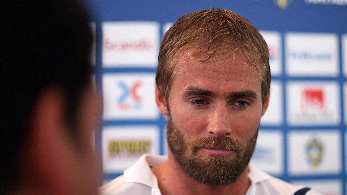 Olof Mellberg Beard