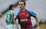 Ollie Cahill (Drogheda United FC) erzielte das wichtige 1:1 für sein Team