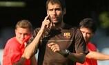 Barcelonas neuer Trainer Josep Guardiola