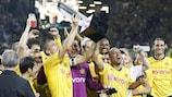 Dortmund lift the German Super Cup