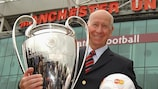 Sir Bobby Charlton won the European Champion Clubs' Cup as a player in 1968