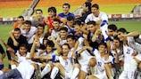 Armenien schon immer eine Fußball-Hochburg