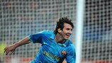 Lionel Messi broke Shakhtar hearts in a remarkable finish in Donetsk