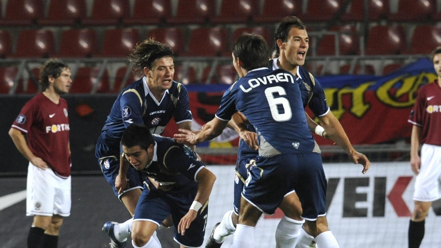 Mamic Issues Dinamo Rallying Cry Uefa Europa League Uefa Com
