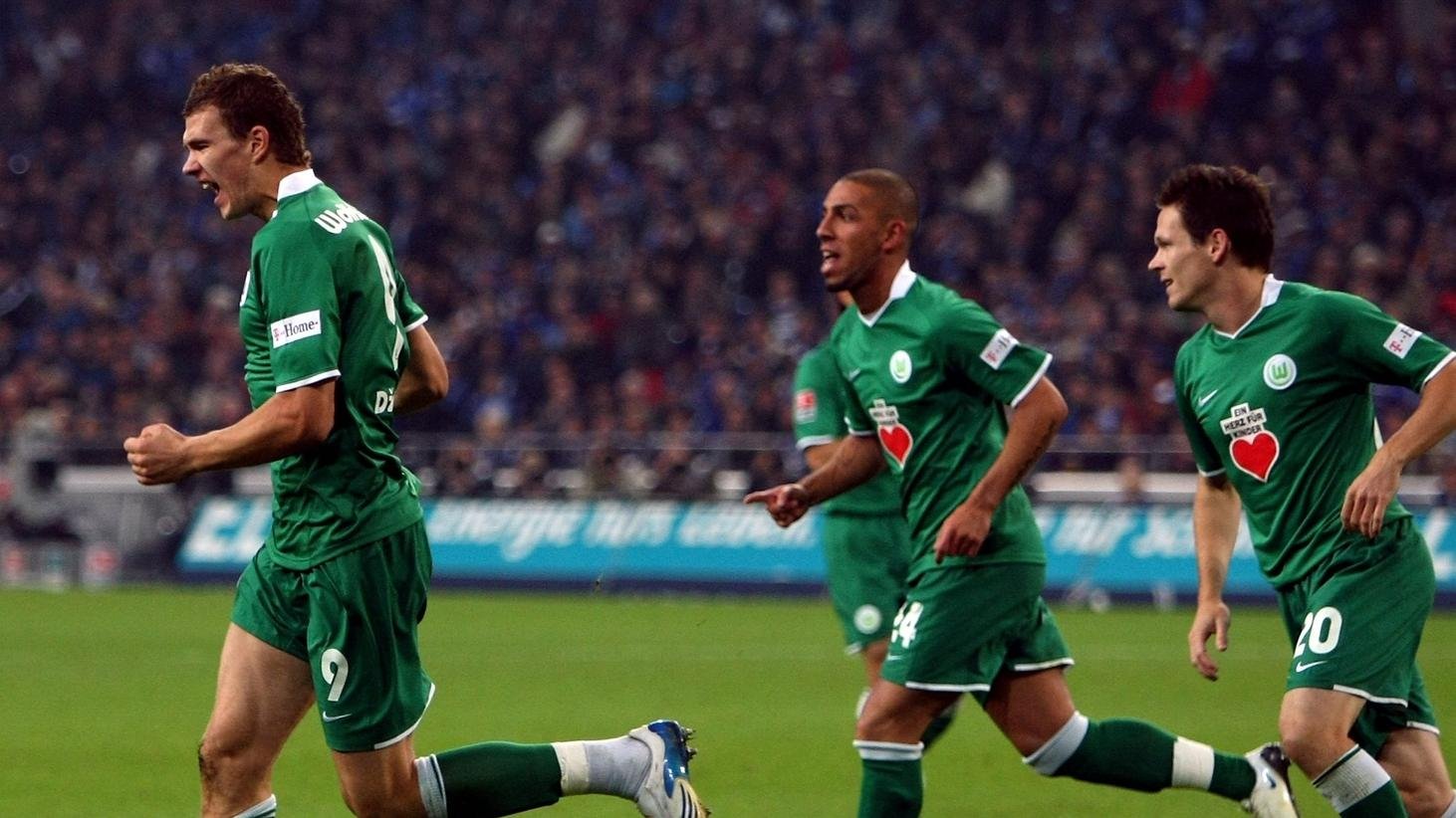 Wolfsburg Champions League Tickets