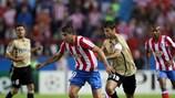 Ambos conjuntos jugaron en Madrid el 1 de octubre