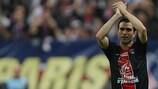 Pauleta played his last game for PSG in May