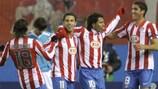L'Atlético vola agli ottavi
