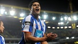 Hulk has played a key role in Porto's run to the last 16