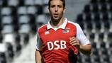Stürmer Mounir El Hamdaoui von AZ Alkmaar