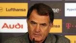 Dušan Bajević has resigned as AEK coach