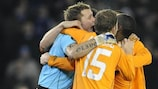FCK could be bolstered by Jesper Grønkjær for their tie against Manchester City