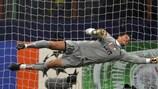 Júlio César (FC Internazionale Milano), l'un des héros du match