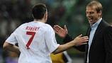 Franck Ribéry a mené le Bayern de Klinsmann vers une victoire historique