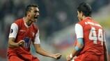 El Braga jugará contra el PSG en los octavos de final de la Copa de la UEFA