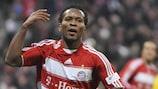 Zé Roberto has moved north to Hamburg from Bayern