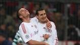 Miroslav Klose and Lukas Podolski were both among the goals
