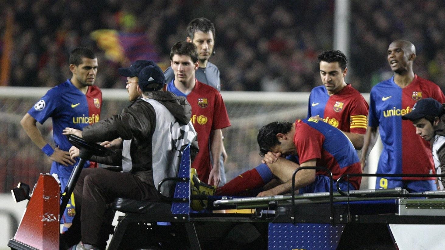 Marquez Verletzung