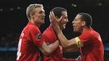 United di misura, ma l'Arsenal resta a galla
